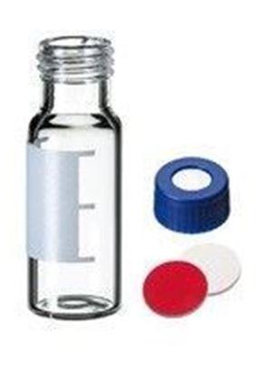 Kit de flacons certifiés HPLC / GC